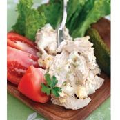 Low Carb Southern Dill Pickle Chicken Salad