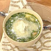 White Bean, Spinach and Gnocchi Soup