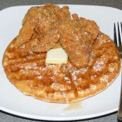 Easy Chicken and Waffles