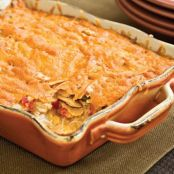 Quick and Easy King Ranch Chicken Casserole