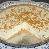 No-Bake Pineapple Lemon Cheesecake