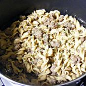 Easy One-Pot Hamburger Stroganoff