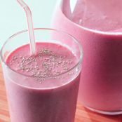 Chia Berry Smoothie Recipe