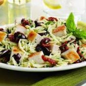 Flat Belly - Mediterranean Chicken and Orzo