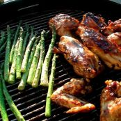 Balsamic BBQ Sauce for Chicken, Steak or Pork