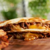 David Venable's Beef Brisket Quesadillas