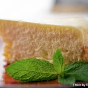 Lemongrass Cheesecake