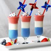 4th of July Super Slushies
