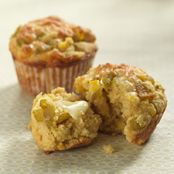 Corn & Green Chili Muffins