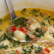 7-Ingredient Zuppa Toscana