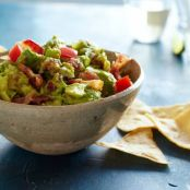 Spicy Bacon Guacamole