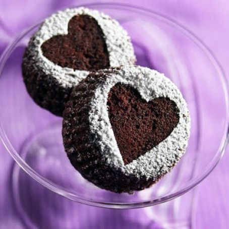 Sweet Brownie Cupcakes