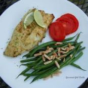 A Healthy Halibut Dinner