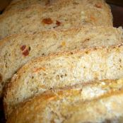 Garlic and Dried Tomato Bread - for the bread machine