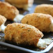 Skinny Chicken Cordon Bleu