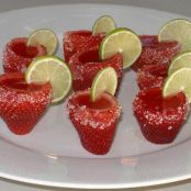 Strawberry Shots