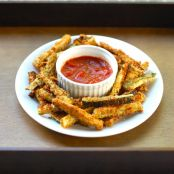 Zucchini Fries - Baked