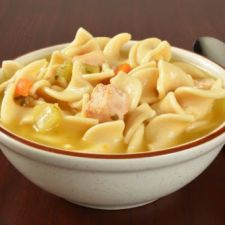 Homemade Chicken and Noodle Soup