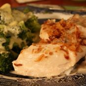 Sally Struthers' Mother's Smothered Chicken