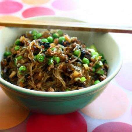 Cellophane noodles with ground pork Recipe - (4 5/5)