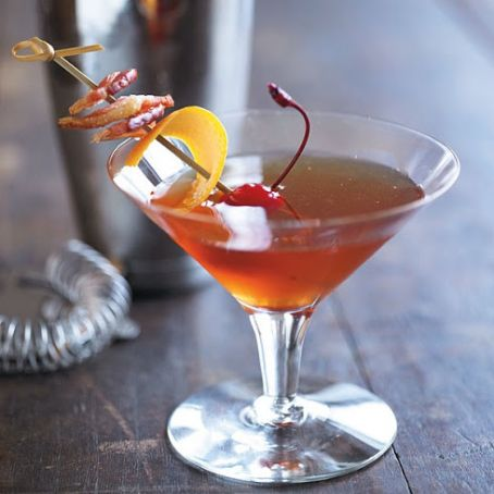 Bacon Manhattan