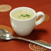 Chicken and Coconut Soup - Food & Wine Festival EPCOT