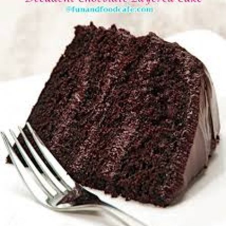 Jeannie's Chocolate Cake