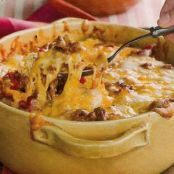 Home-Style Ground Beef Casserole