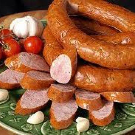 Old Fashioned Polish Sausage Recipe