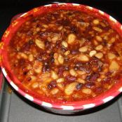 Mary's Baked Beans