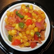 BBQ Corn Side Dish Recipe
