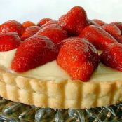 Strawberry Tart by Ina Garten
