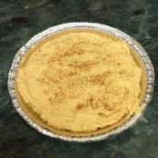 Pumpkin Fluff Pie