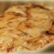 Yukon Gold Potatoes Au Gratin