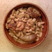 Duck and Garlic Sausage Cassoulet
