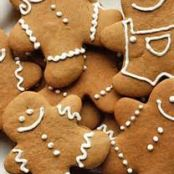 Mrs. Fields' Gingerbread Men