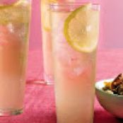 Grapefruit White Wine Spritzer