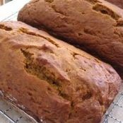 Downeast Maine Pumpkin Bread (Plus a Healthy version)