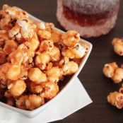 Whiskey and Salted Caramel Popcorn
