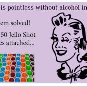 jello shots!!