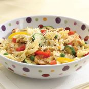 Italian Chicken Pasta Toss (Pampered Chef)
