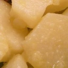 Buttered Stewed Potatoes