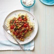 Z_Eggplant and Chickpea Stew with Couscous