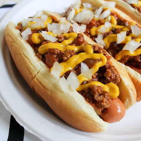 Coney Island Chili Dog Sauce Recipe 4 2 5
