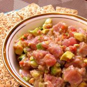 Asian Tuna Ceviche