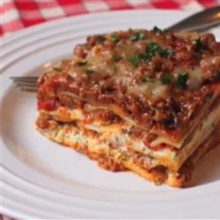 Chef John S Lasagna Recipe 4 7 5