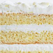 Buttery Yellow Citrus Cake
