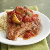 Slow Cooker - Italian Pork Chops