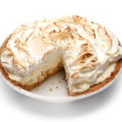 Banana-Coconut Marshmallow Pie
