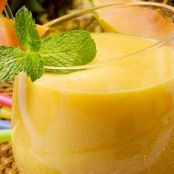 Tropical Papaya Perfection Smoothie